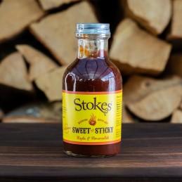 Stokes BBQ Sauce Sweet &...